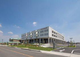 あま市民病院(愛知県)で新設移転(H27.11)各科拡充の為 医師を募集しています
