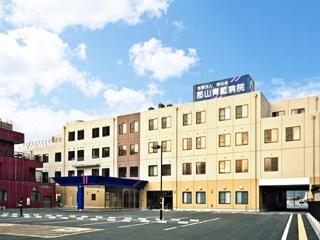 奈良県になる郡山青藍病院のご紹介。【年俸は高額保障】年俸2000万円以上可