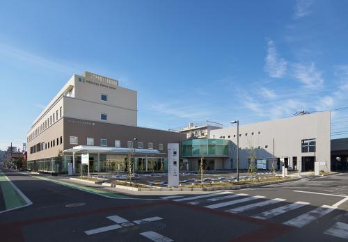 メディカルトピア草加病院(埼玉県草加市)|医師募集:神経内科・呼吸器内科・循環器内科・消化器内科・産婦人科