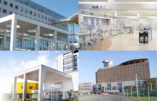 急性期~回復期病院まで運営しているグループ法人の医師採用情報です。