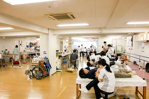 大分中村病院でリハビリ病棟担当医師募集