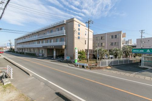 御幸病院/熊本市にて内科(一般・循環器・呼吸器)、緩和ケア科の医師求人2000万まで可能