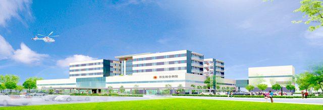 羽生総合病院[埼玉県羽生市]が平成30年5月(予定)新築移転の為、各科医師を募集