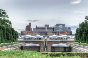 広島市内に新規オープンした病院 内科系医師を募集(病棟管理可能なら不問)