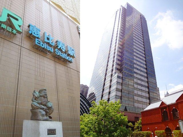 渋谷区恵比寿駅