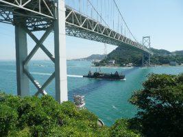山口県:関門橋