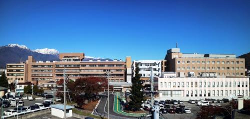 市立大町総合病院で医師求人